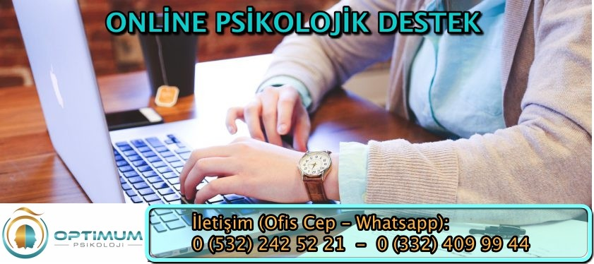 Online Psikolog - Online Psikolojik Destek - Telefonla Psikolog
